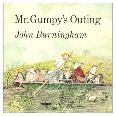 mr. gumpy's outing cover