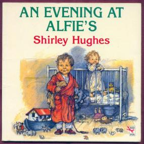 an evening at alfie's cover