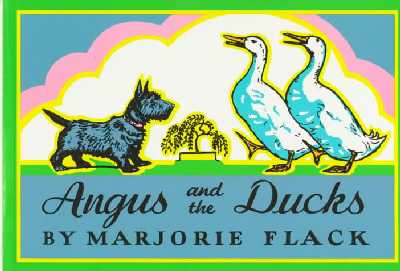 angus and the ducks cover