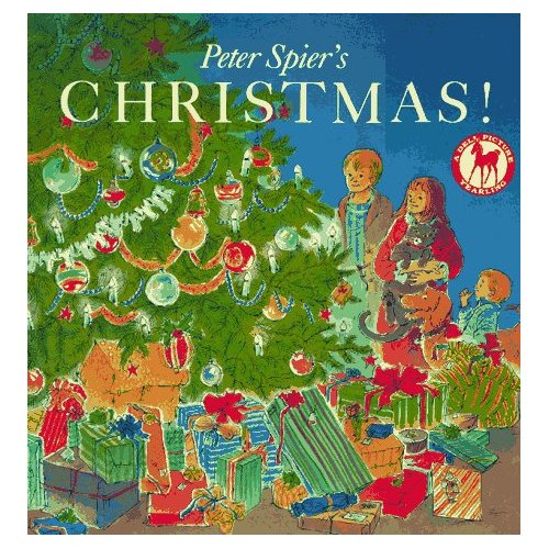 peter spier's Christmas