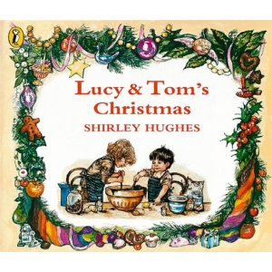 lucy and tom's christmas cover