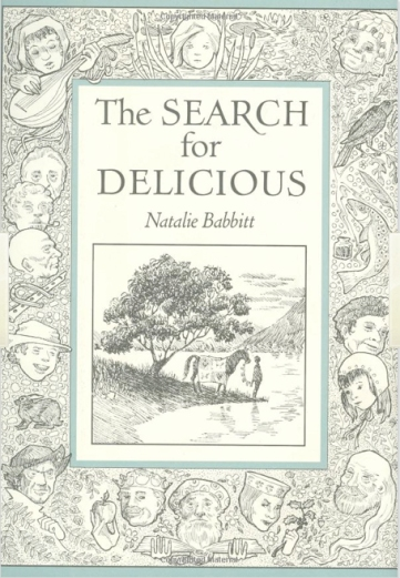 the search for delicious cover