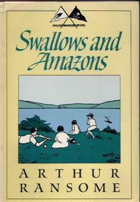 swallows and amazons cover