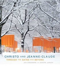 christo and jean claude through the gates and beyond cover image