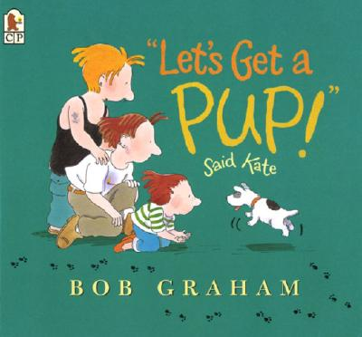 let's get a pup said kate cover image