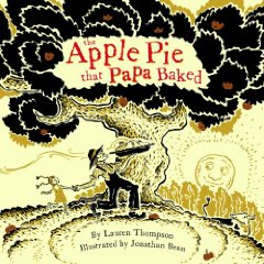 the apple pie that papa baked cover image