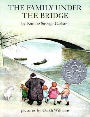 the family under the bridge cover image