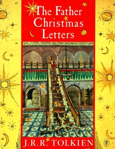 the father christmas letters cover image