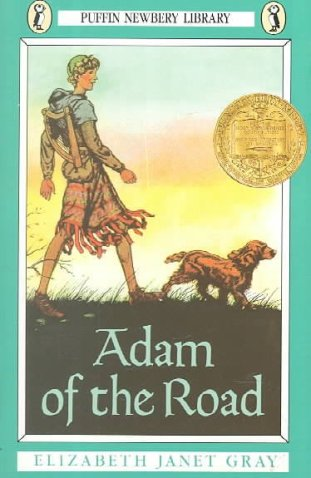 Adam of the Road cover image