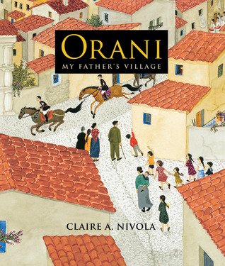 orani my father's village cover image