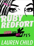 ruby redfort look into my eyes cover image