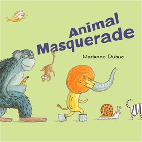 animal masquerade cover image