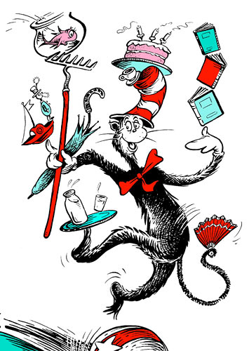 Just Dance Cat In The Hat