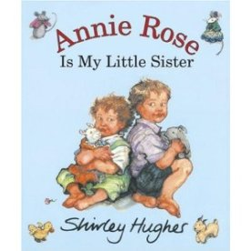 annie rose is my little sister cover image