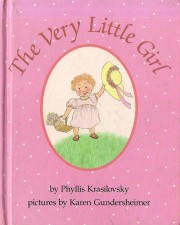 the very little girl cover image 001