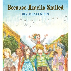 because amelia smiled cover image