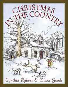 christmas in the country cover image