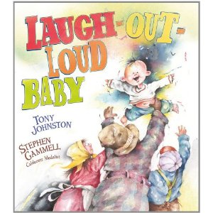 laugh out loud baby cover image
