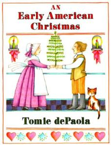 an early american christmas cover image
