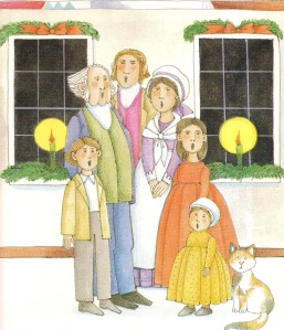 an early american christmas illustration tomie depaola 001