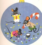 animals' merry christmas illustration richard scarry 001