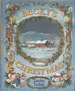 becky's christmas cover image