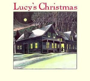 lucy's christmas cover image