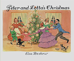 peter and lotta's christmas cover image
