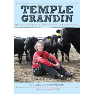 temple grandin how the girl who loved cows embraced autism and changed the world cover image