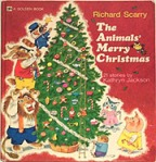 the animals' merry christmas cover image