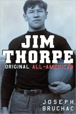jim thorpe original all american cover image