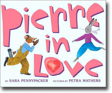 pierre in love cover image