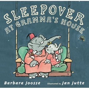 sleepover at gramma's house cover image