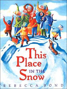 this place in the snow cover image
