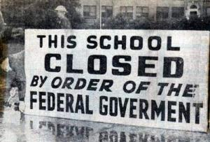 this school closed from thelostyear dot com