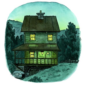 building our house illustration2 jonathan bean