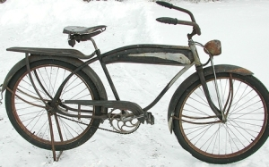fleetwing bicycle from luxlow dot com