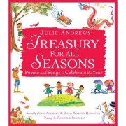 julie andrews' treasury for all seasons cover image