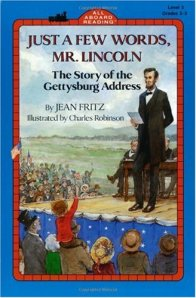 just a few words mr. lincoln cover image