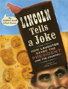 lincoln tells a joke cover image