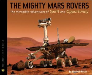 the mighty mars rovers cover image