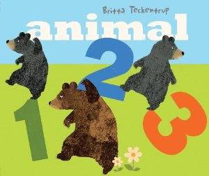 animal 1 2 3 cover image