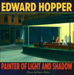 edward hopper painter of light and shadow cover image