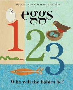 eggs 1 2 3 who will the babies be cover image