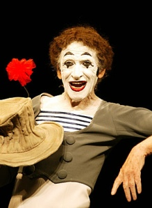 marcel marceau as bip