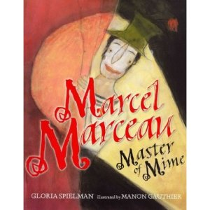 marcel marceau master of mime cover image