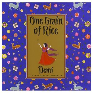 one grain of rice cover image