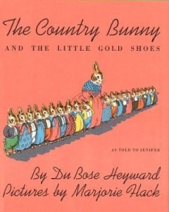 the country bunny and the little gold shoes cover image