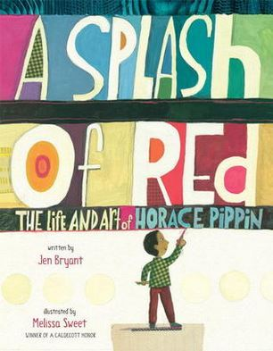 a splash of red cover image