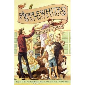 applewhite's at wit's end cover image